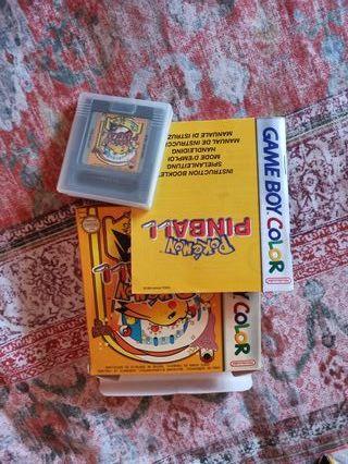 Pokemon Pinball Game Boy Color en Español