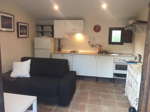 Casita de Campo en Monda, 1 Dormitorio, 40 m2, (Monda, Málaga)
