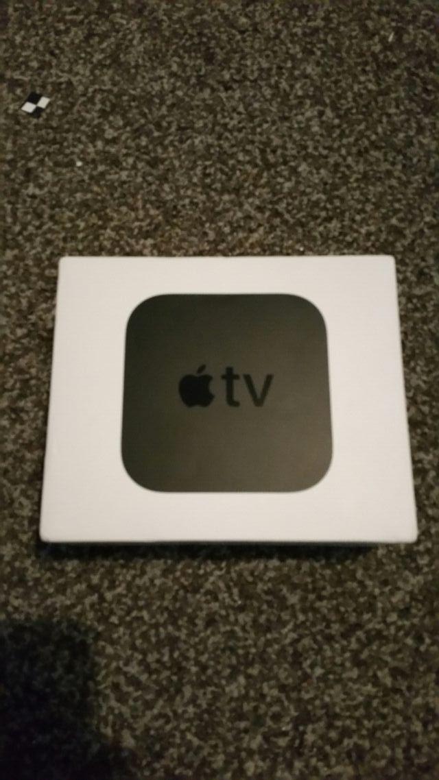 Apple tv 32GB 4k 5th Generation