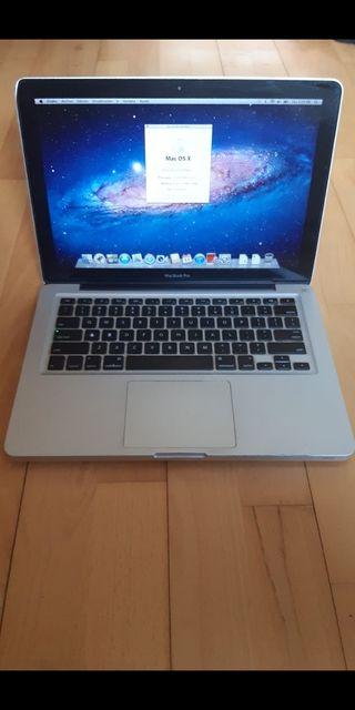 MacBook pro 13 pulgadas - finales 2011