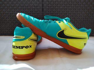 """Zapatillas NIKE """"TiempoX"""" (N°43)"""