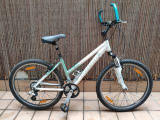Bicicleta montañera TREK como NUEVA