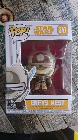 FUNKO POP ENFYS NEST Star Wars