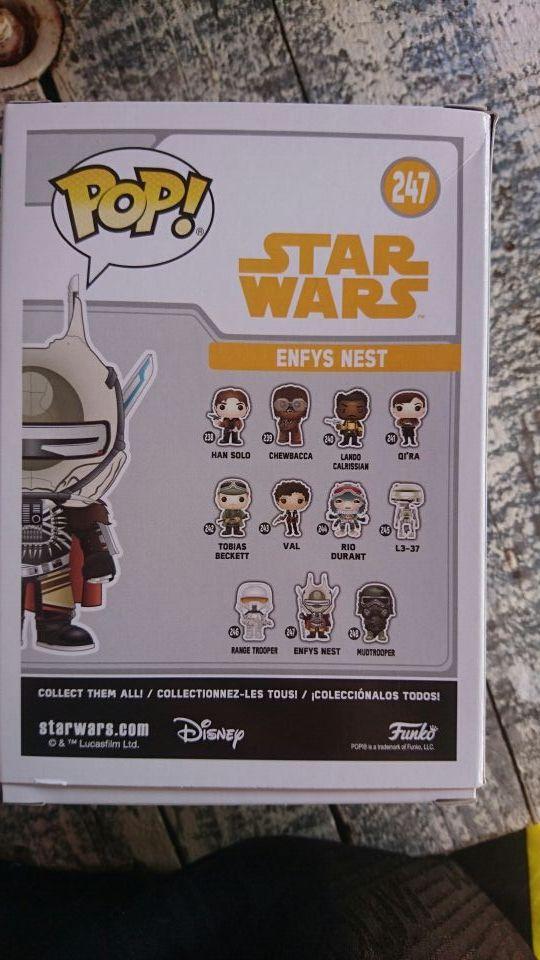 FUNKO POP ENFYS NEST Star Wars