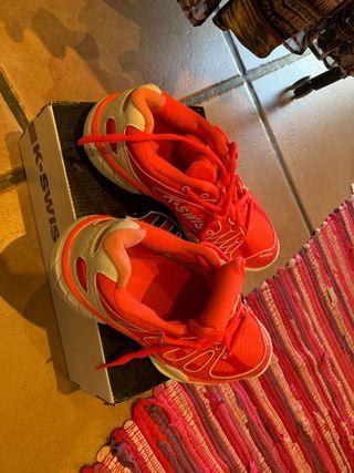 Zapatillas deporte paddle