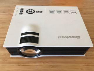 Proyector LED Excelvan UC40
