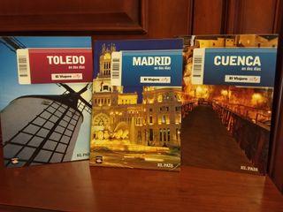 Guía MADRID/TOLEDO Y CUENCA