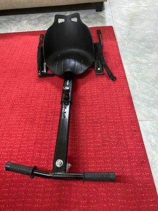asiento aerotabla patinete eléctrico