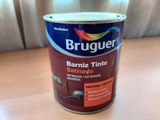 Barniz madera Bruguer 750ml