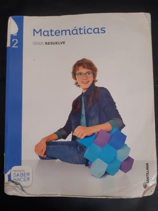 Libro de Matemáticas 2 de la ESO