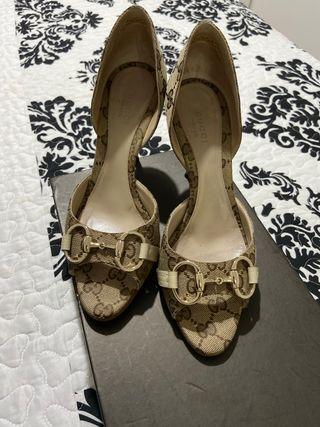 Gucci sandalias