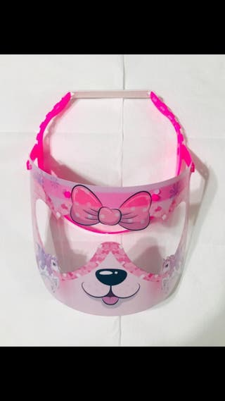 Cute protective masks for kids