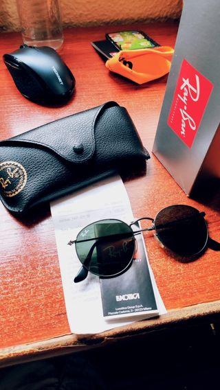 gafas de sol Rayban Redondas