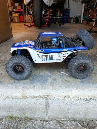 crawler rc buggy
