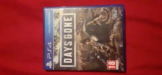 PS4 DAYS GONE FOR SALE
