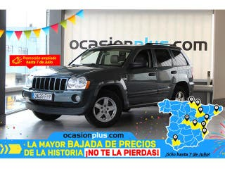 Jeep Grand Cherokee 3.0 CRD Laredo 160kW (218CV)