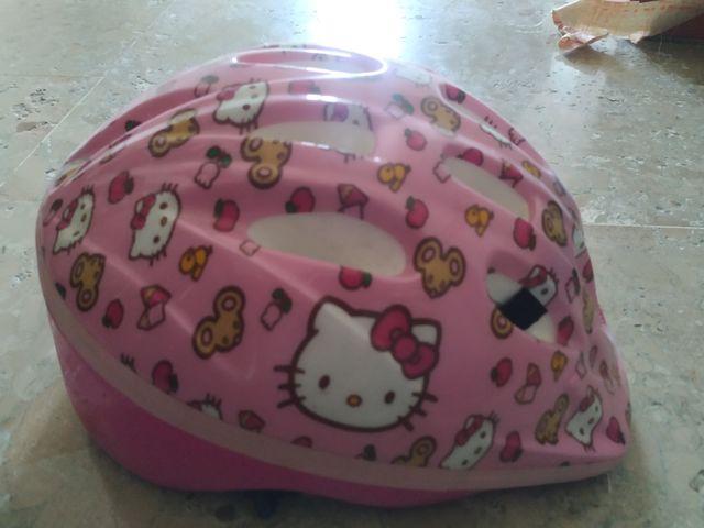 casco de nina