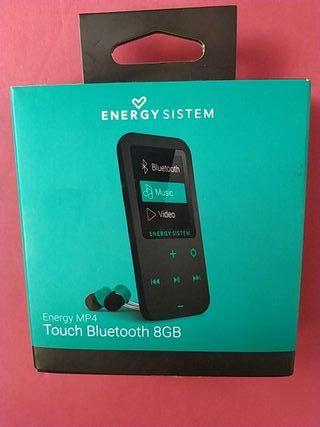 Reproductor MP4+Radio+Grabadora de voz Bluetooth