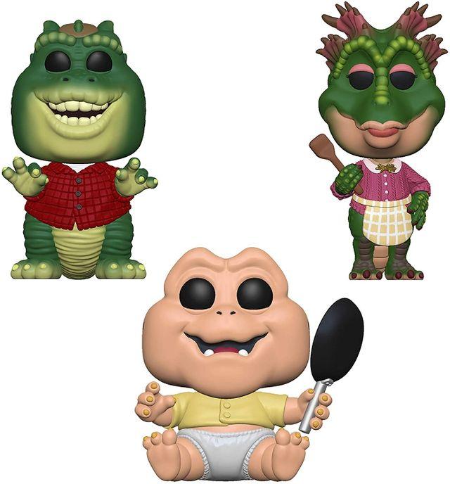 Funko Pop Pack Dinosaurios Sinclair De Segunda Mano Por 80 En Almeria En Wallapop All your favorite pop culture characters and moments come to life. wallapop
