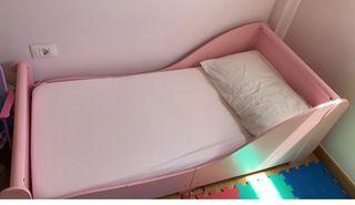 Cama infantil mini cama o maxicuna