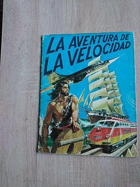 La AVENTURA De La VELOCIDAD.(1976