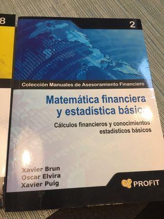 Libros Asesoramiento Financiero