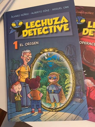 Libro 1 Lechuza Detective