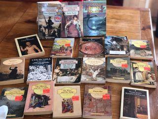 19 libros ( TODOS) PENGUIN CLASSIC