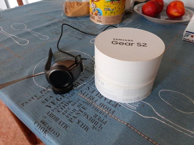 Vendo smarwacht Samsung gear S2