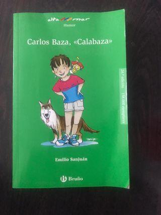 """Carlos Baza, """" Calabaza """""""
