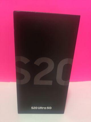 SAMSUNG S20 ULTRA 5G. NUEVO