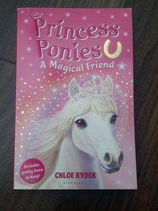 Princess Ponies - A Magical Friend