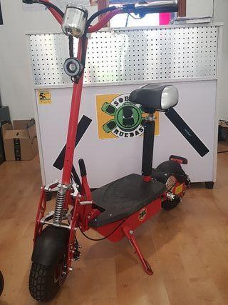 patinete E-tron pro Racer 1500w 48v Brushless