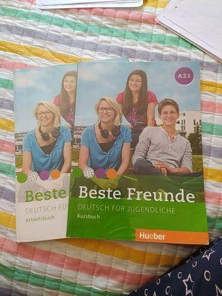 Libro de alemán 3 eso