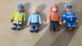 lot de figurines mighty World