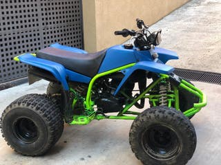 Quad Yamaha 200cc 2T