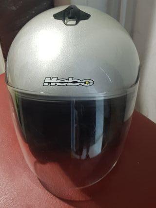 casco moto Hebo
