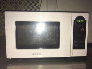 Microondas Daewoo Kor