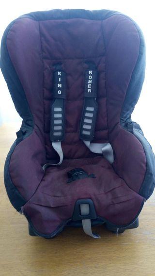 silla coche bebé 9 - 18kg