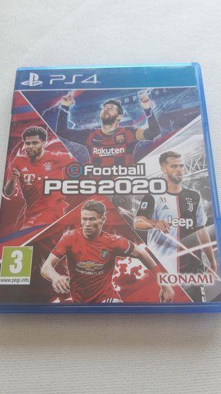 Juego PS4 PES2020