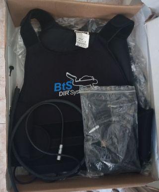 BTS DIR Systems chaleco de buceo calefactado a 12v