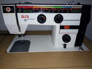 Máquina de coser ALFA electronic 3940