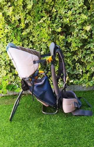 silla ,mochila porta bebés deuter kit comfort lite
