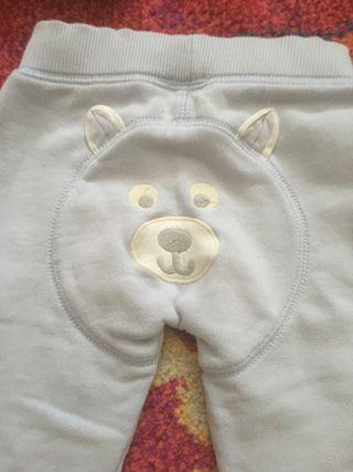 Pantalón benetton + regalo camiseta