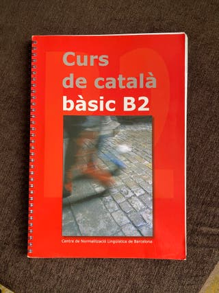 Libros Curs de Catalá bàsic / curso catalan b2