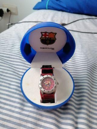 reloj de niño del barcelona