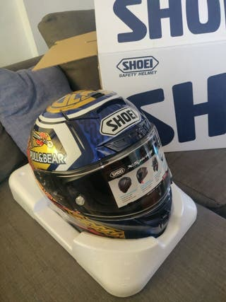 Casco Shoei X-Spirit 3 Márquez Motegi3