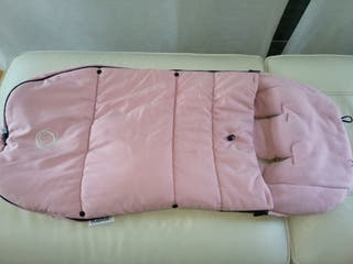 Saco invierno sillita Bugaboo Cameleon color rosa