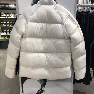 Adidas pure puffer jacket