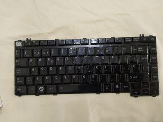 Teclado portátil Toshiba A300